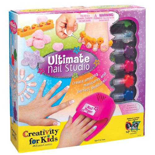 Nail polish kits for kids