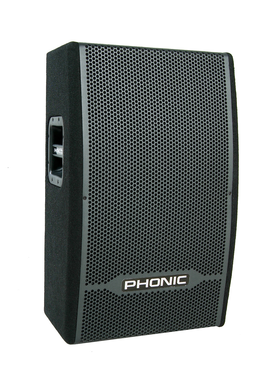 Phonic iSK12 700W 12'' Passive 2-way Floor Monitor