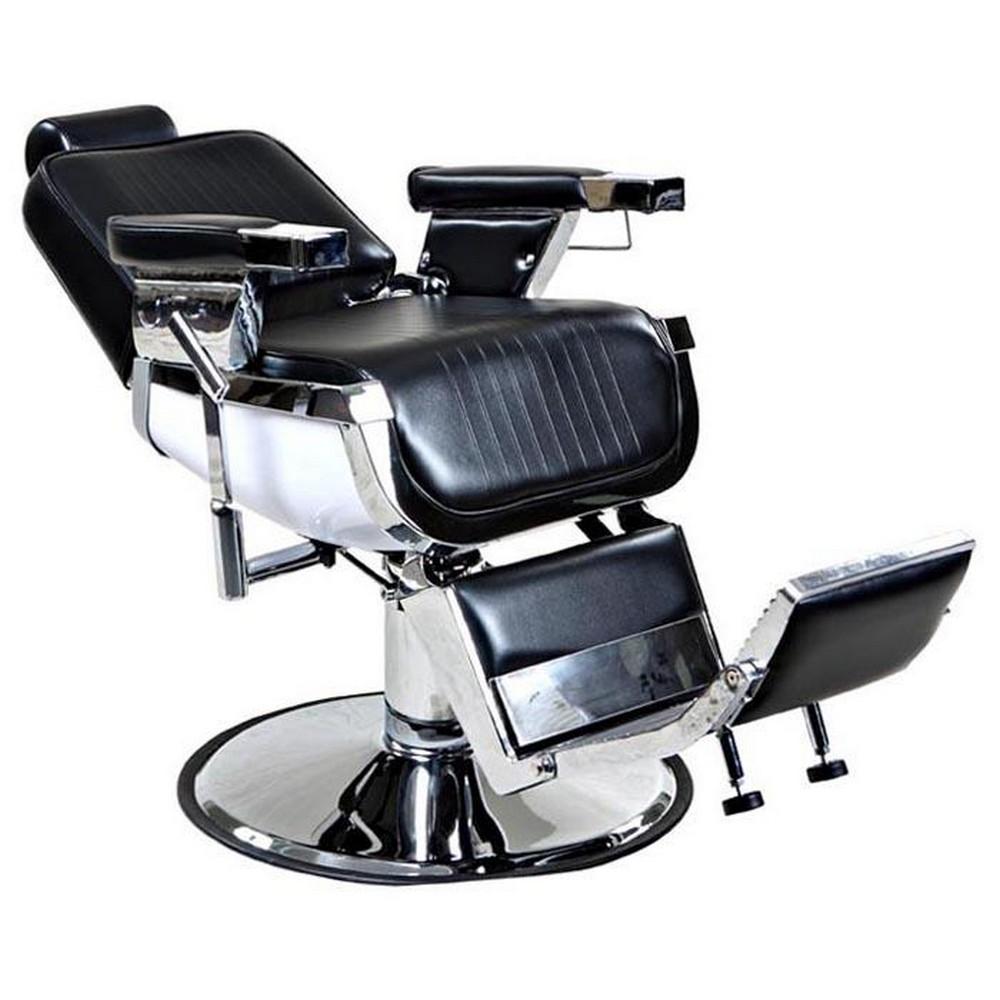 Truman Vintage Reclining Hair Salon Barber Chair EBay