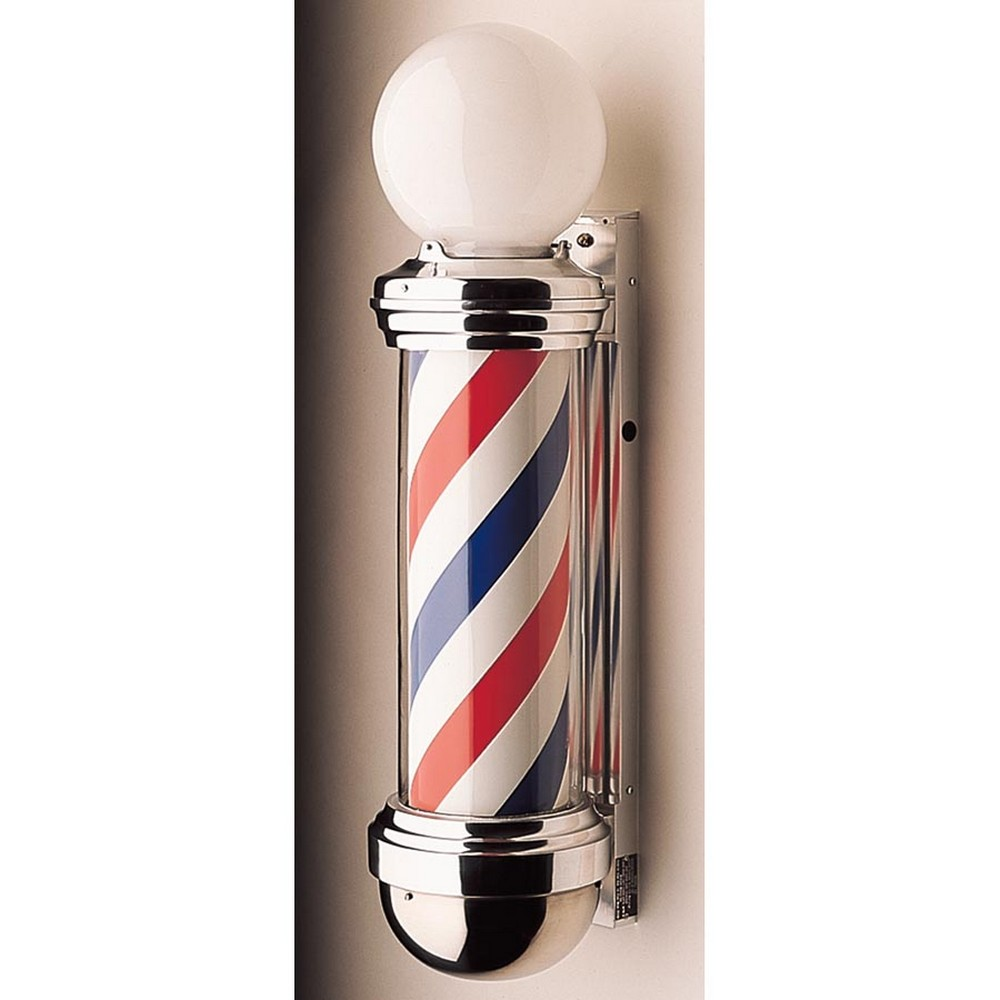 Barber Shop Pole http://www.ebay.com/itm/New-Marvy-Classic-Barber-Shop ...