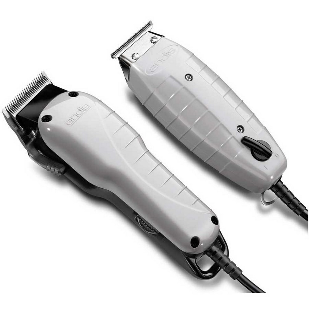 Barber Quality Clippers : Andis Barber Combo Kit Clipper/Trimmer eBay