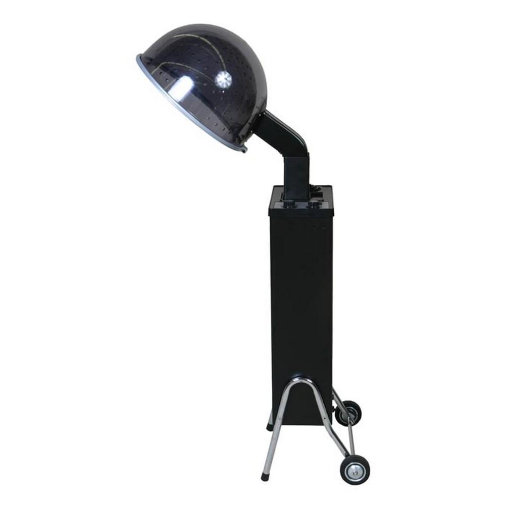 Portable Hair Dryer ~ Portable salon spa box hair dryer with wheels de a