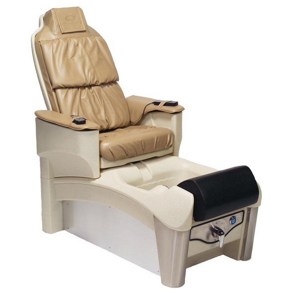 New european touch forte salon pedicure spa chair pd 15 ebay for True touch massage experience luxury spa chair
