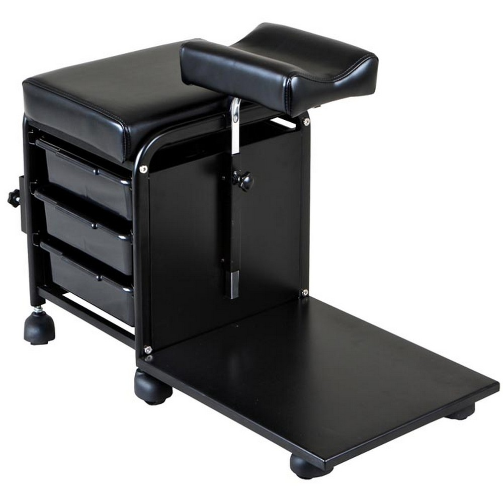 New Nail Care Salon & Spa Pedicure Trolley Cart PD 05