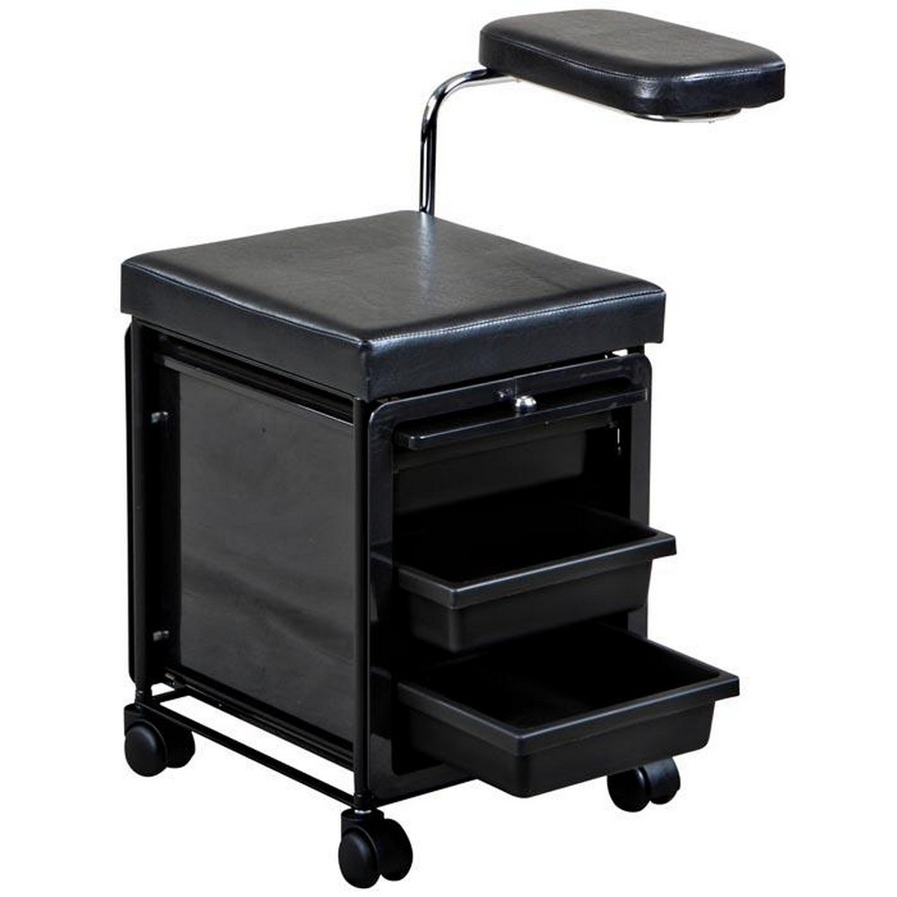 New nail care salon spa pedicure trolley cart pd 12 ebay for Salon trolley
