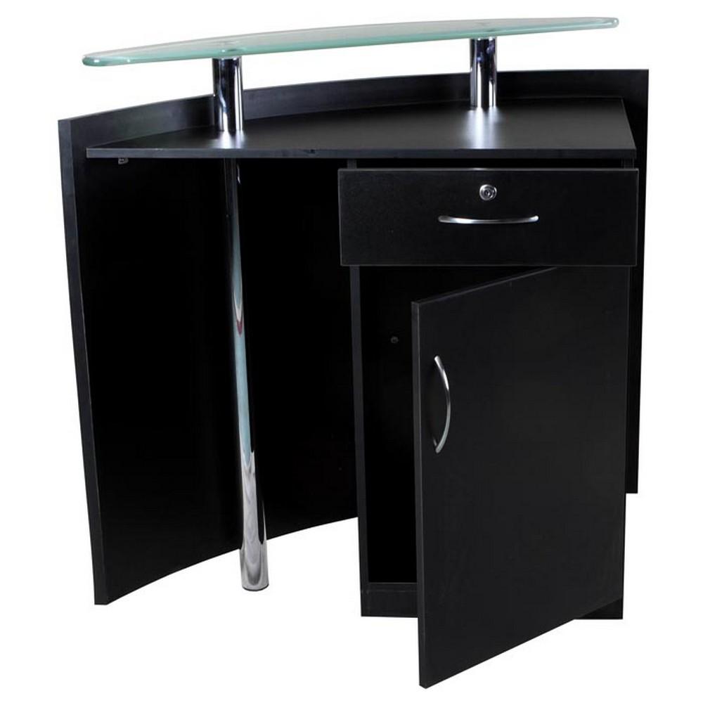 Ebay reception desk 28 images brand new large reception desk reception counter ebay salon - Reception desk ebay ...