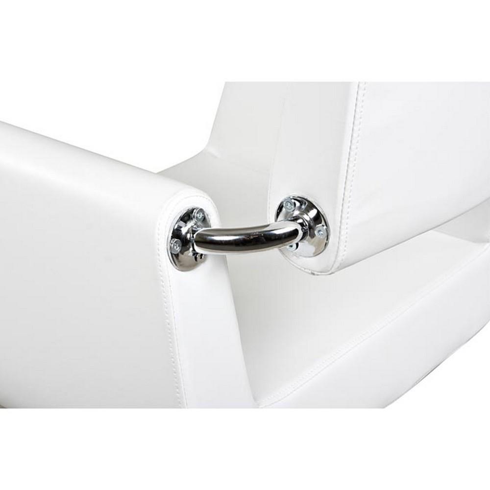New White European Hydraulic Salon Styling Chair SC 31W