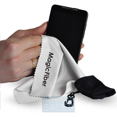 ideal for cleaning oil and dirt off eyeglasses, iphone/ipad and