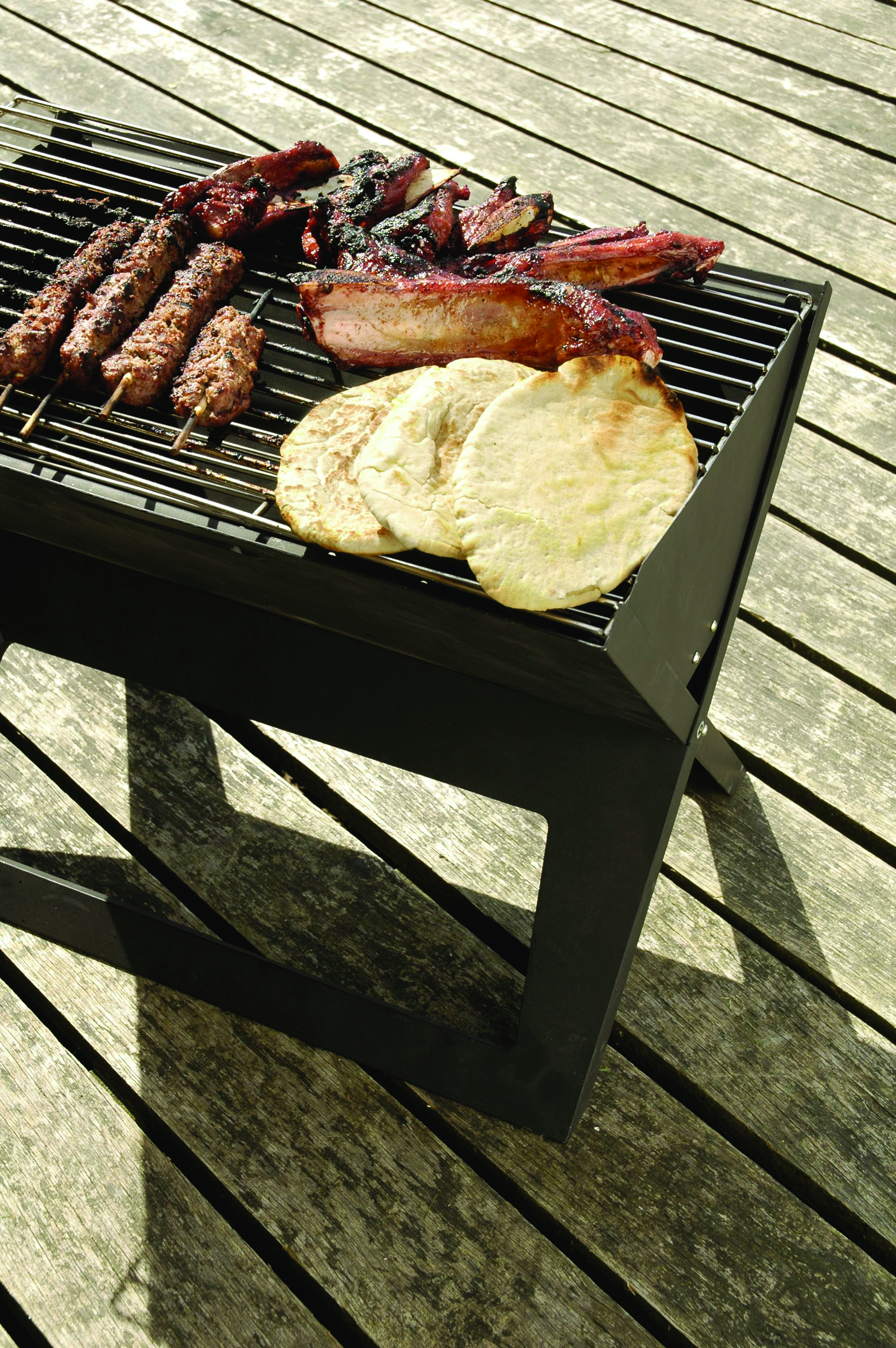 Fire Sense HotSpot Notebook Charcoal Grill at Sears.com
