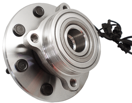 Find 1 NEW Front Left or Right Wheel Hub and Bearing Assembly 4WD Dodge Ram 1500 2500 motorcycle ...