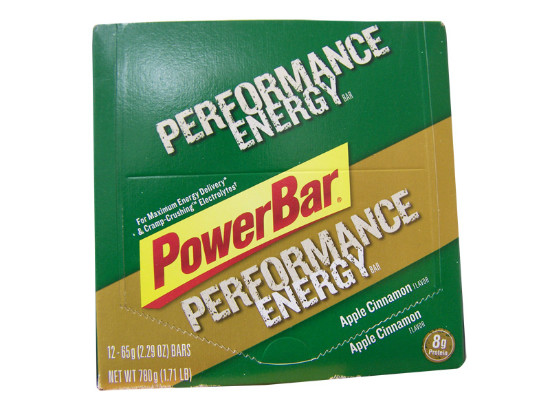 PowerBar PowerBar Performance Bar - Apple Cinnamon Box of 12