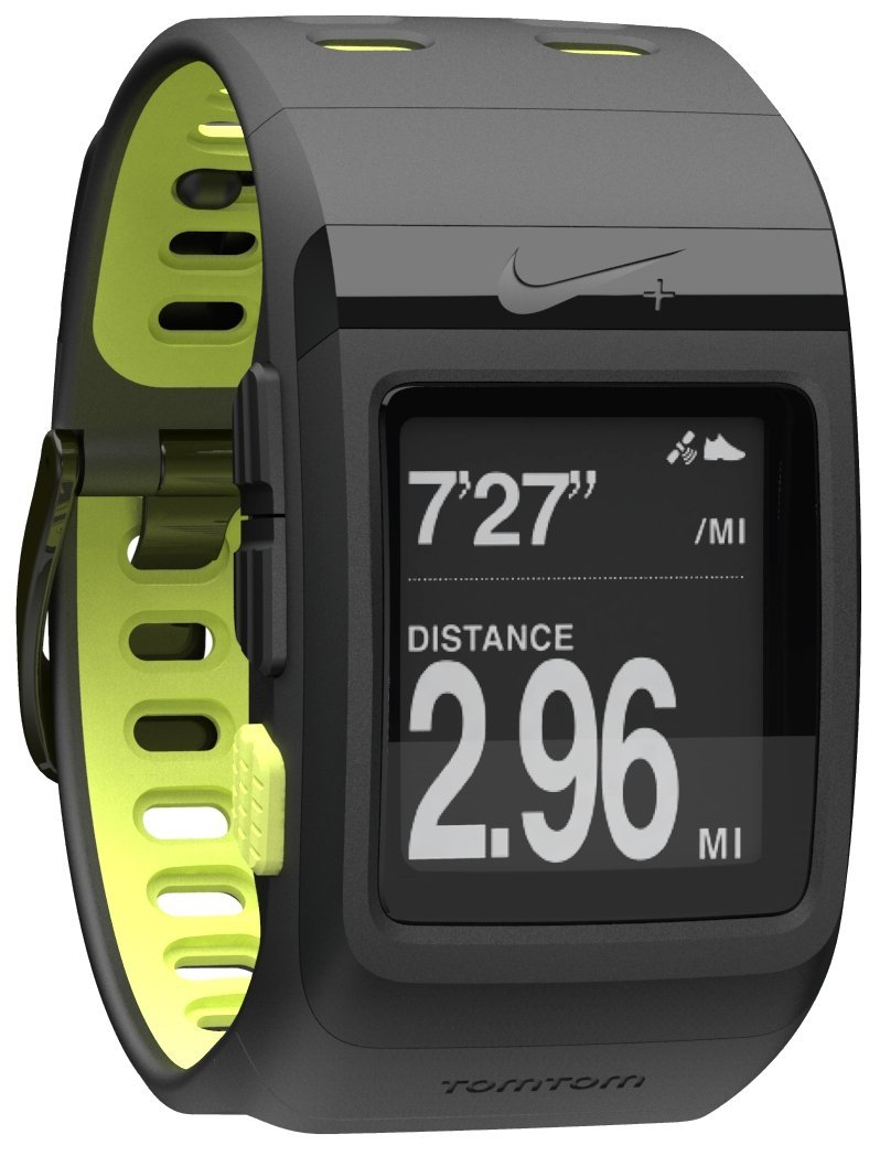 Nike Sportwatch GPS US Edition Black Volt