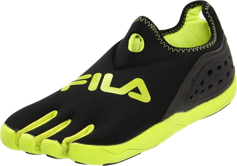 Fila Men's Skele-Toes Trifit Black/Sulphur Spring