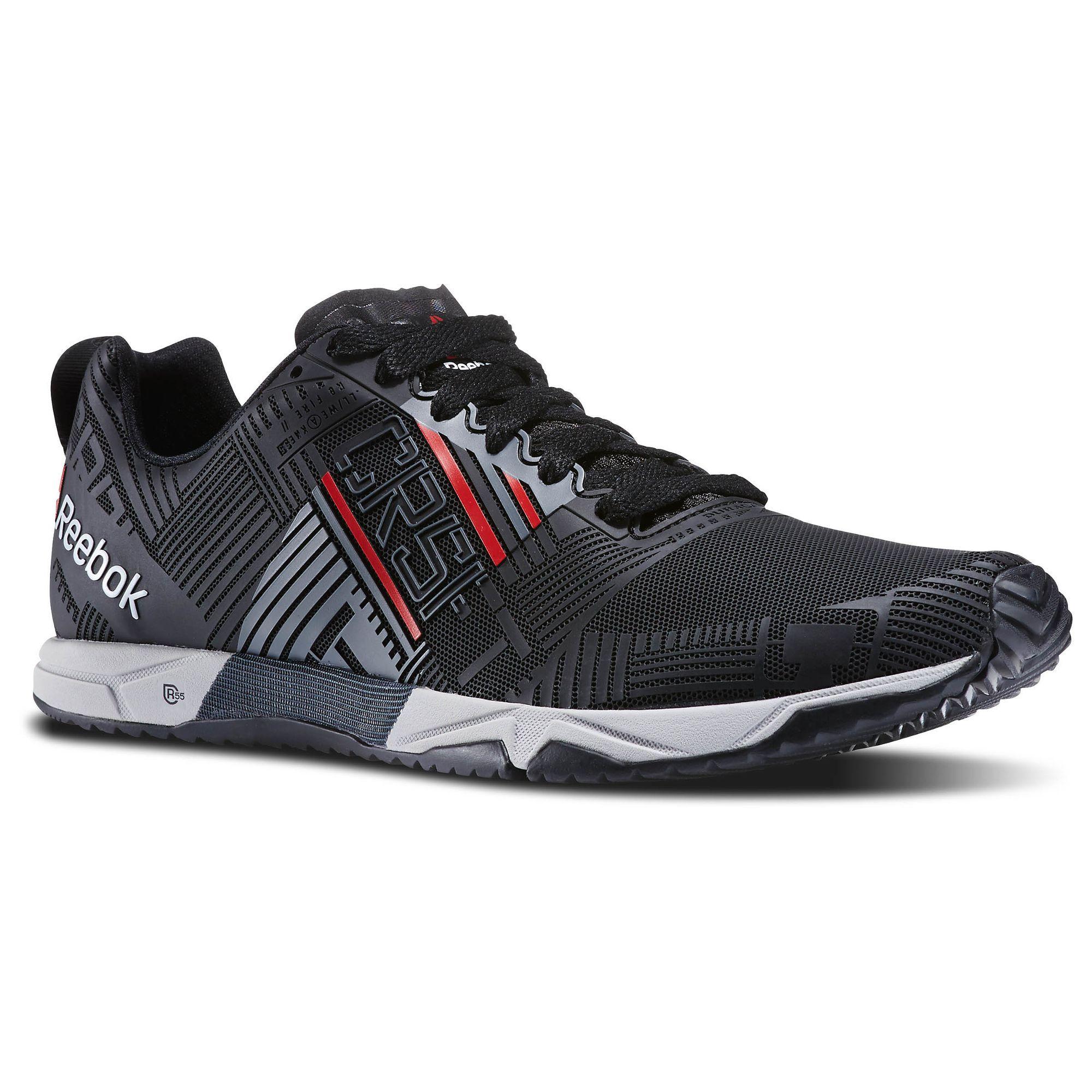 reebok athletic shoes s crossfit sprint 2 0 black size