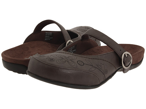 Orthaheel Melissa Mule Women's Orthotic Sandals Chocolate Size 10 Online Discount