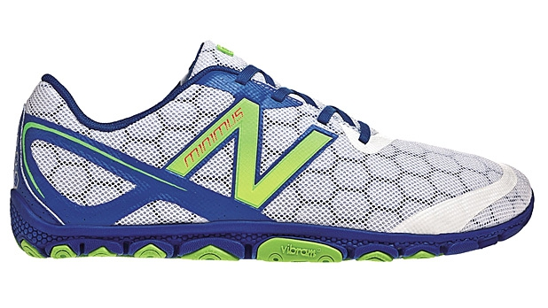 how to run in new balance minimus shoes