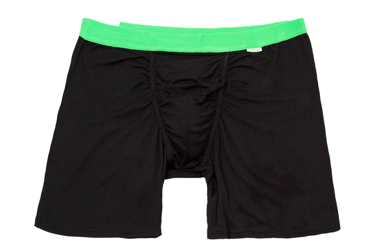 MyPakage Weekday Boxer Brief Black/Green Size X-Large