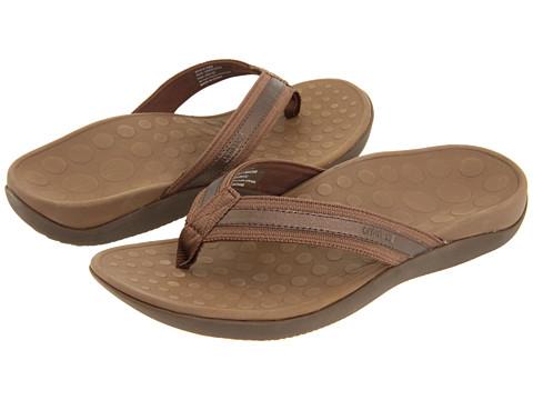 Orthaheel Tide Flip Flop Bronze Metallic Size 10 Online Discount