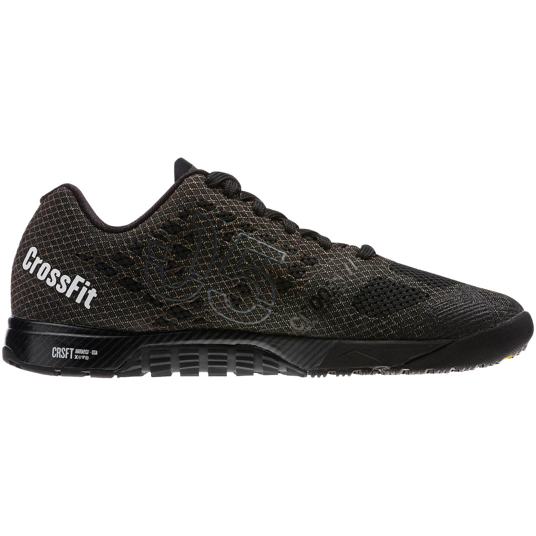 s crossfit running shoes nano 5 0 black gravel size