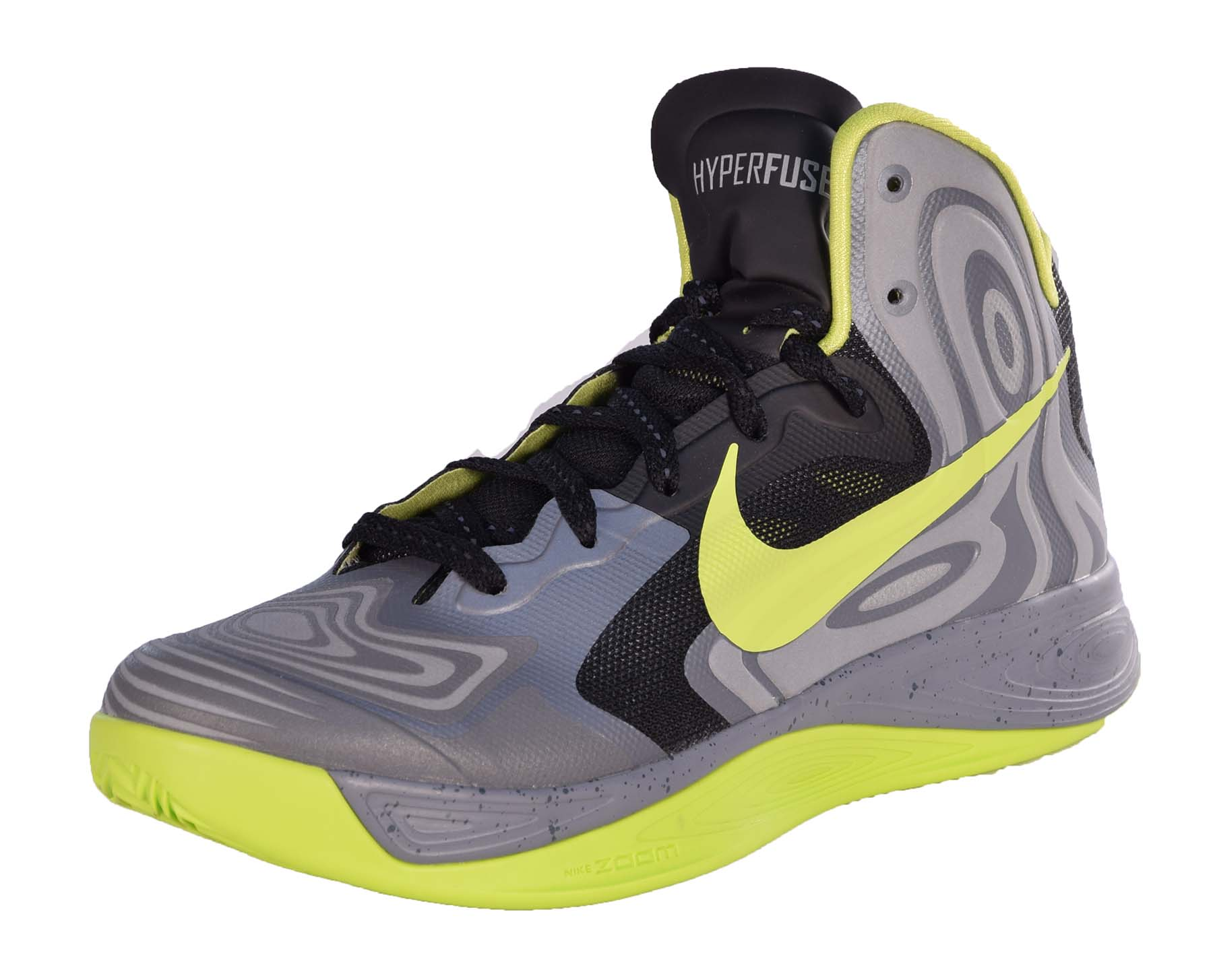 Mens Nike Hyperfuse Basketball Shoes