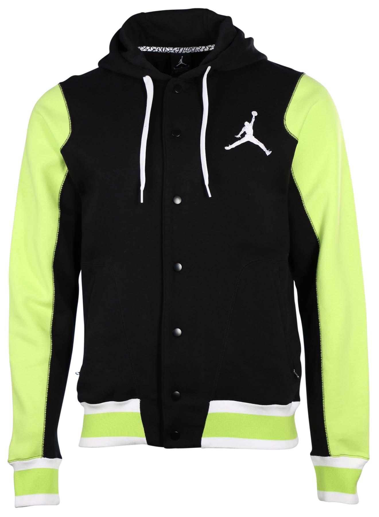 Jordan varsity hoodies