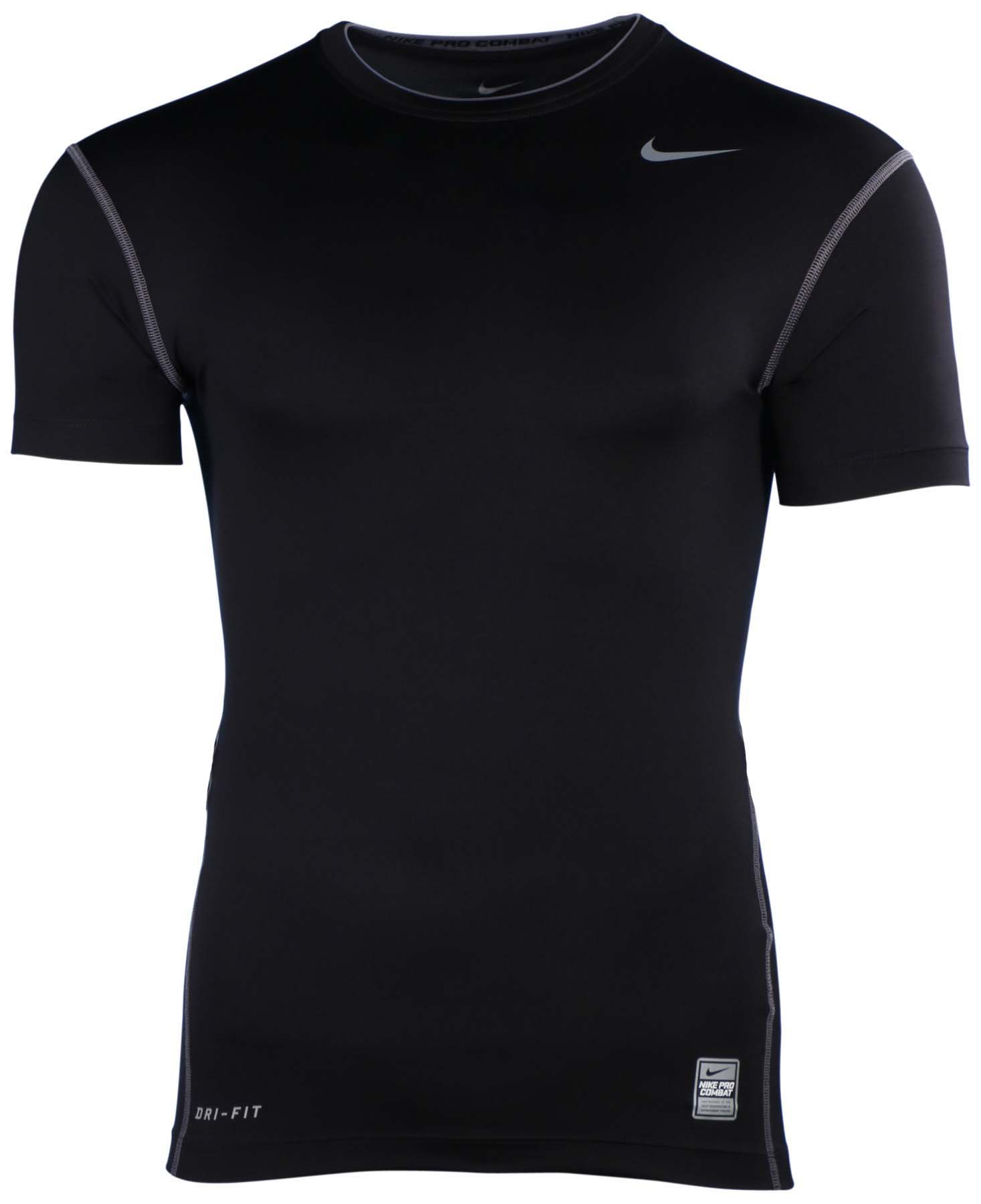 nike men 39 s dri fit pro combat core short sleeve t shirt ebay