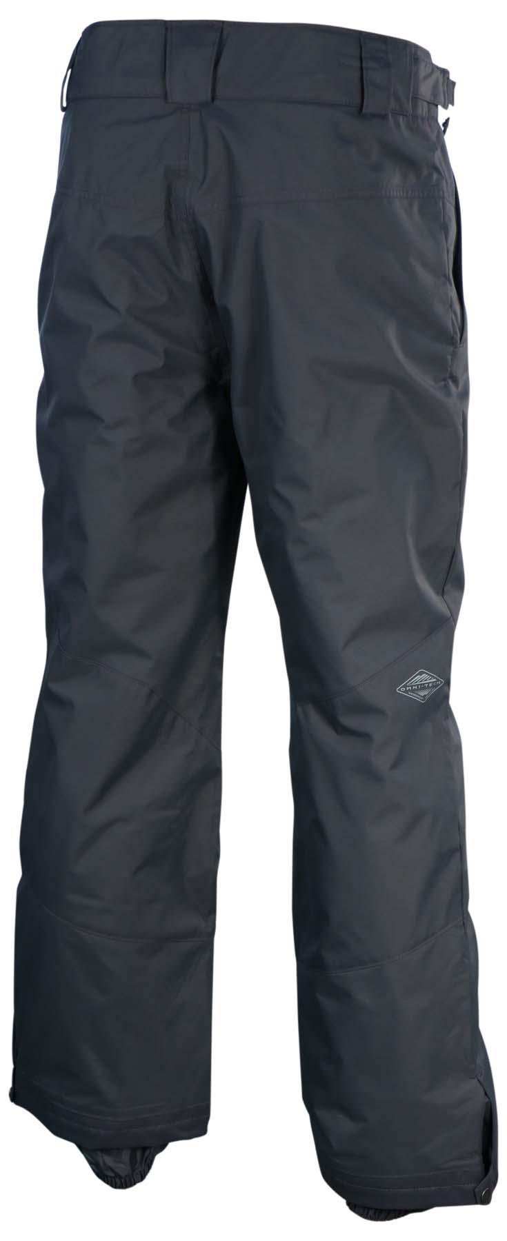 Columbia Men's Arctic Trip Omni-Tech Ski Snowboard Pants ...