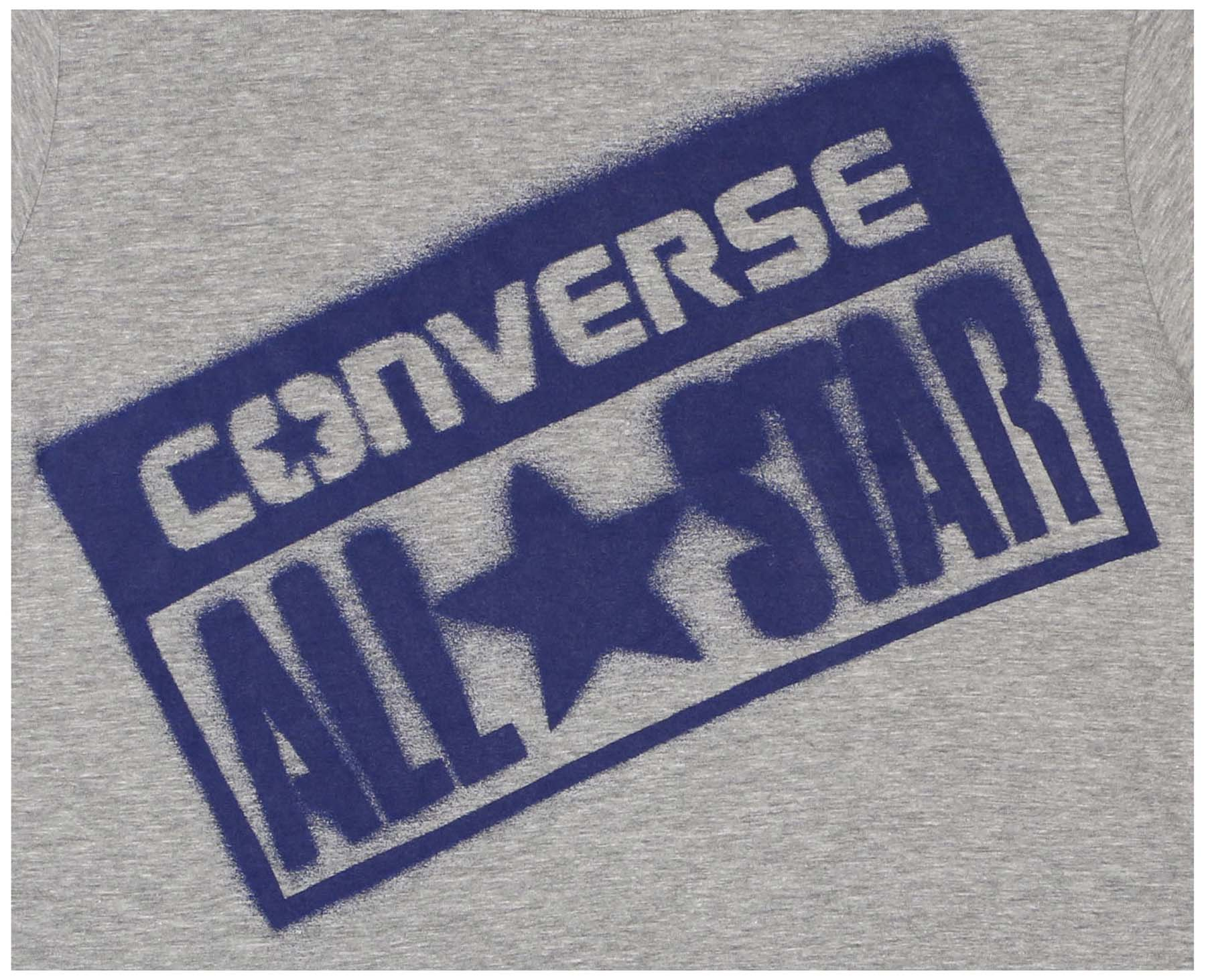 thumbnail 5 - Converse Big Boys' (8-20) License Plate T-Shirt