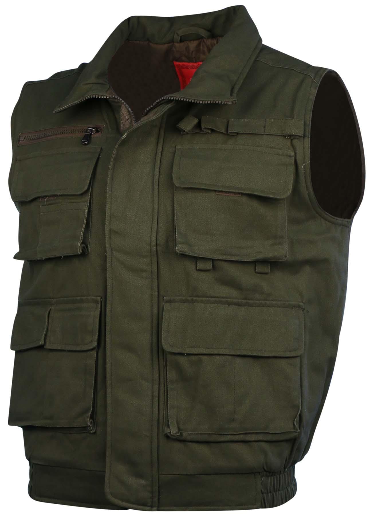 Maximos men 39 s 5 pocket fishing hunting outdoor sport vest for Mens fishing vest