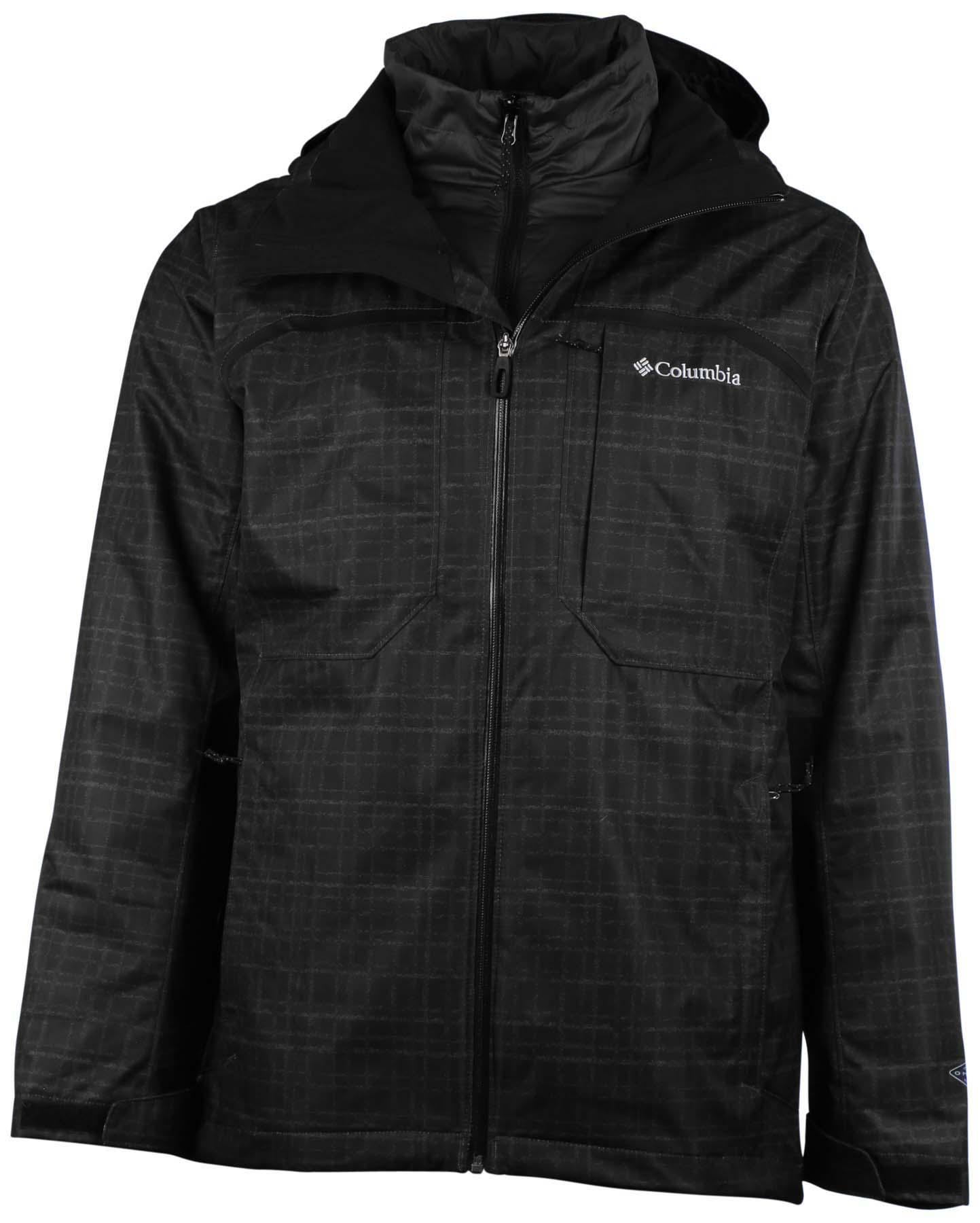 Columbia Men's Nordic Point II Interchange Jacket | eBay
