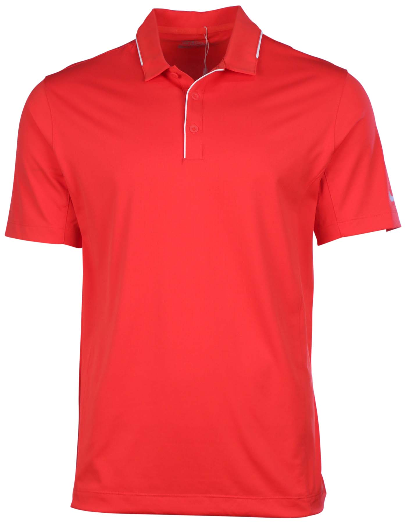 Nike Men 39 S Dri Fit Tech Tipped Golf Polo Shirt Ebay