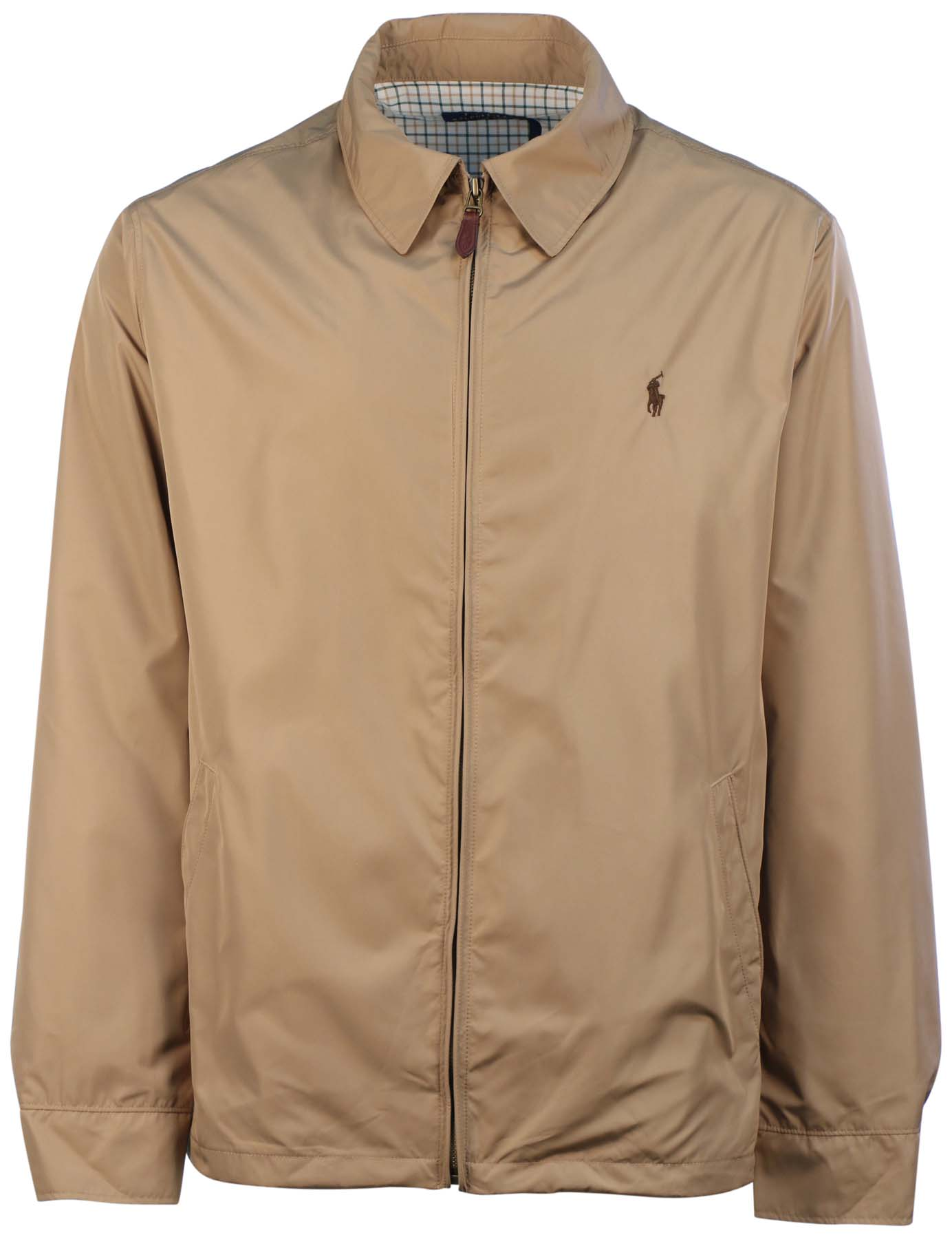Polo Ralph Lauren Men&amp039s Big &ampamp Tall Bi-Swing Windbreaker