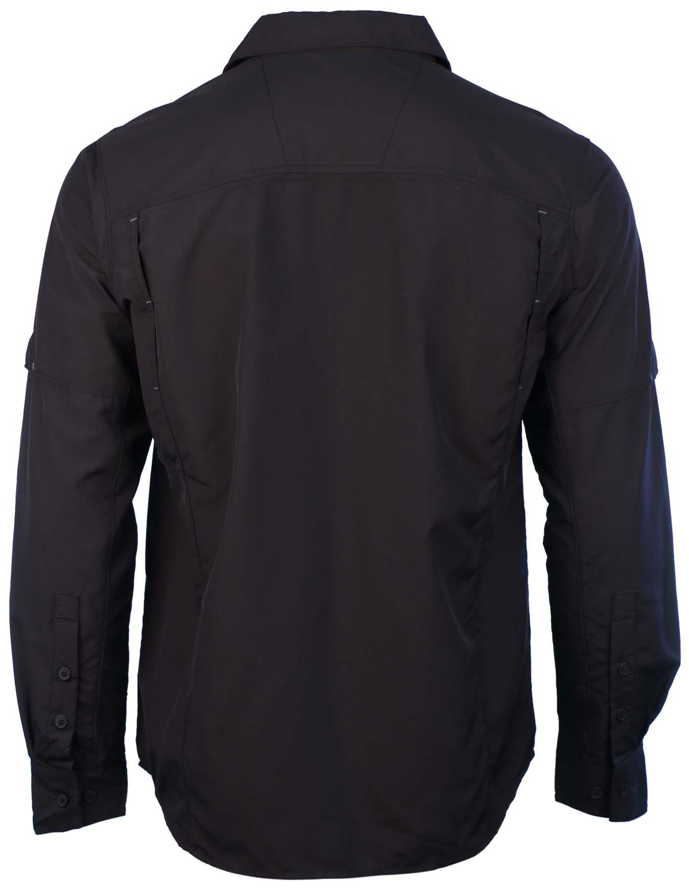 Columbia Men's Kestrel Ridge Long Sleeve Shirt | eBay