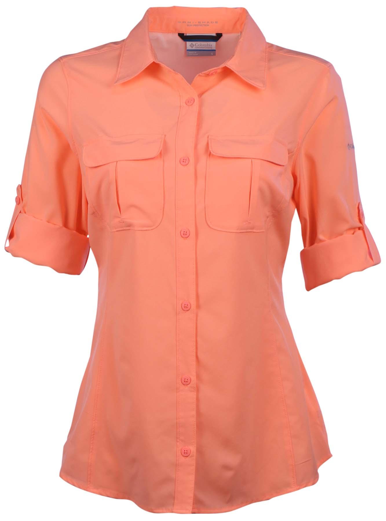 Womens Columbia Fishing Shirt