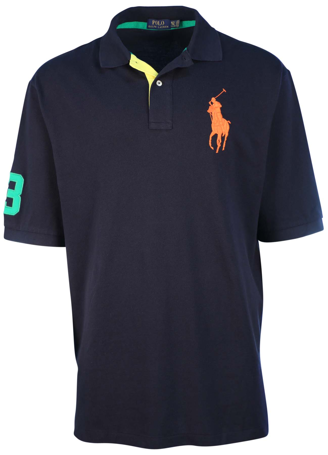 Polo Ralph Lauren Men 39 S Big Tall Big Pony Polo Shirt Ebay