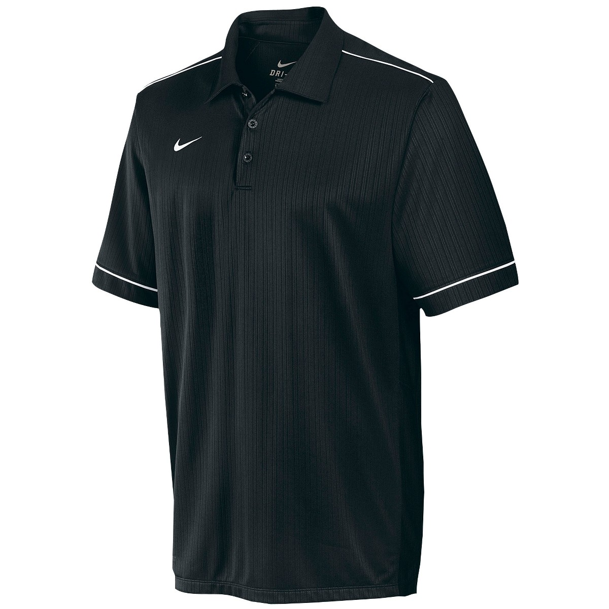 Nike men 39 s play action pass dri fit golf polo shirt ebay for Nike polo golf shirts