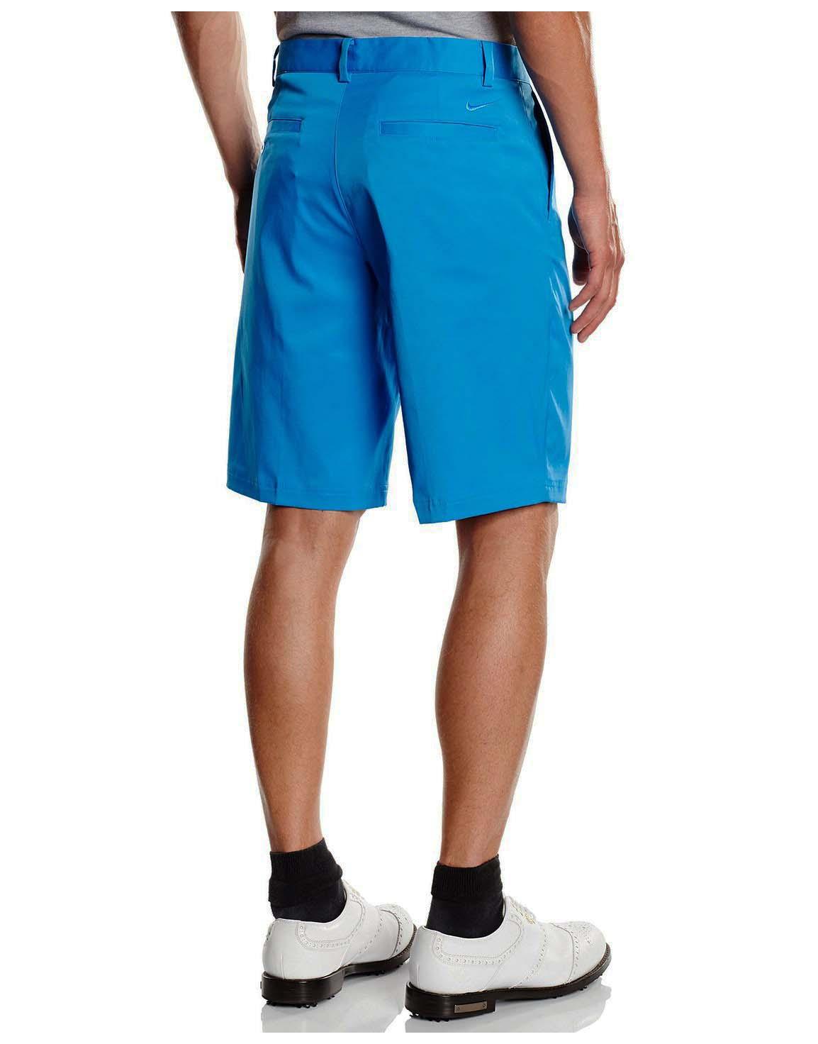 nike men 39 s dri fit flat front tech golf shorts ebay. Black Bedroom Furniture Sets. Home Design Ideas
