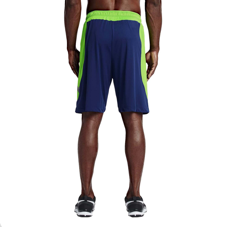 nike men 39 s dri fit hyperspeed knit training shorts ebay. Black Bedroom Furniture Sets. Home Design Ideas