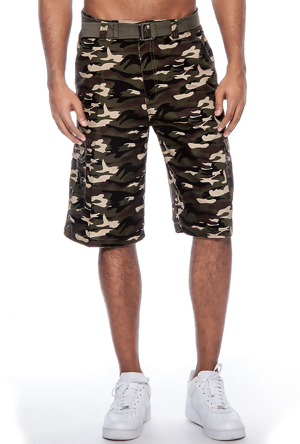 Camo Cargo Shorts. Create a casual and relaxed look, while still making a bold statement, by accenting a summertime wardrobe with a pair of camo cargo abpclan.gq flexible and relaxed design of cargo shorts allows the freedom to engage in favorite outdoor activities or lounge in the sun in comfort.