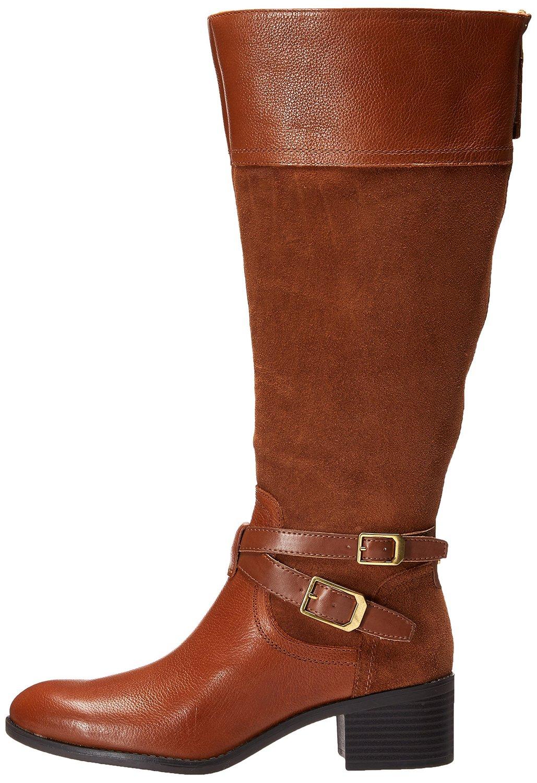 franco sarto s lapis wide calf western boot ebay