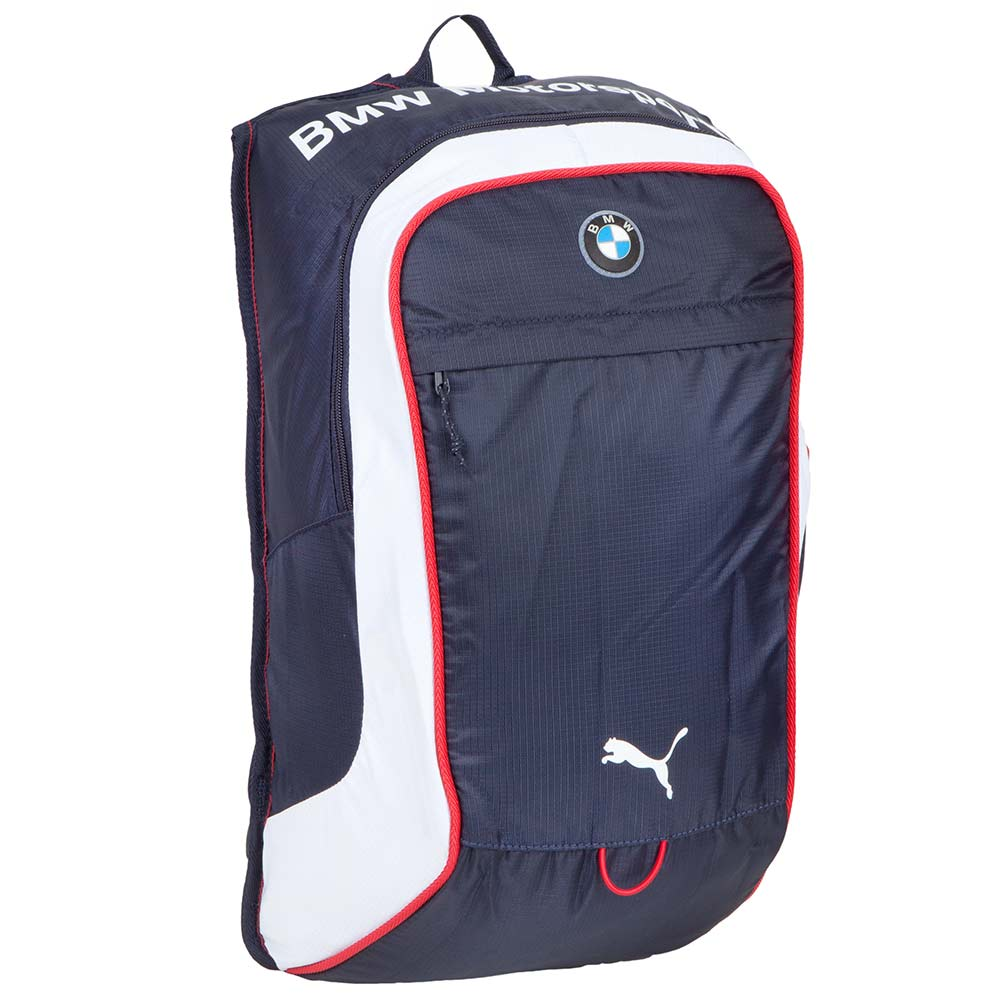 puma bmw motorsport large backpack ebay. Black Bedroom Furniture Sets. Home Design Ideas