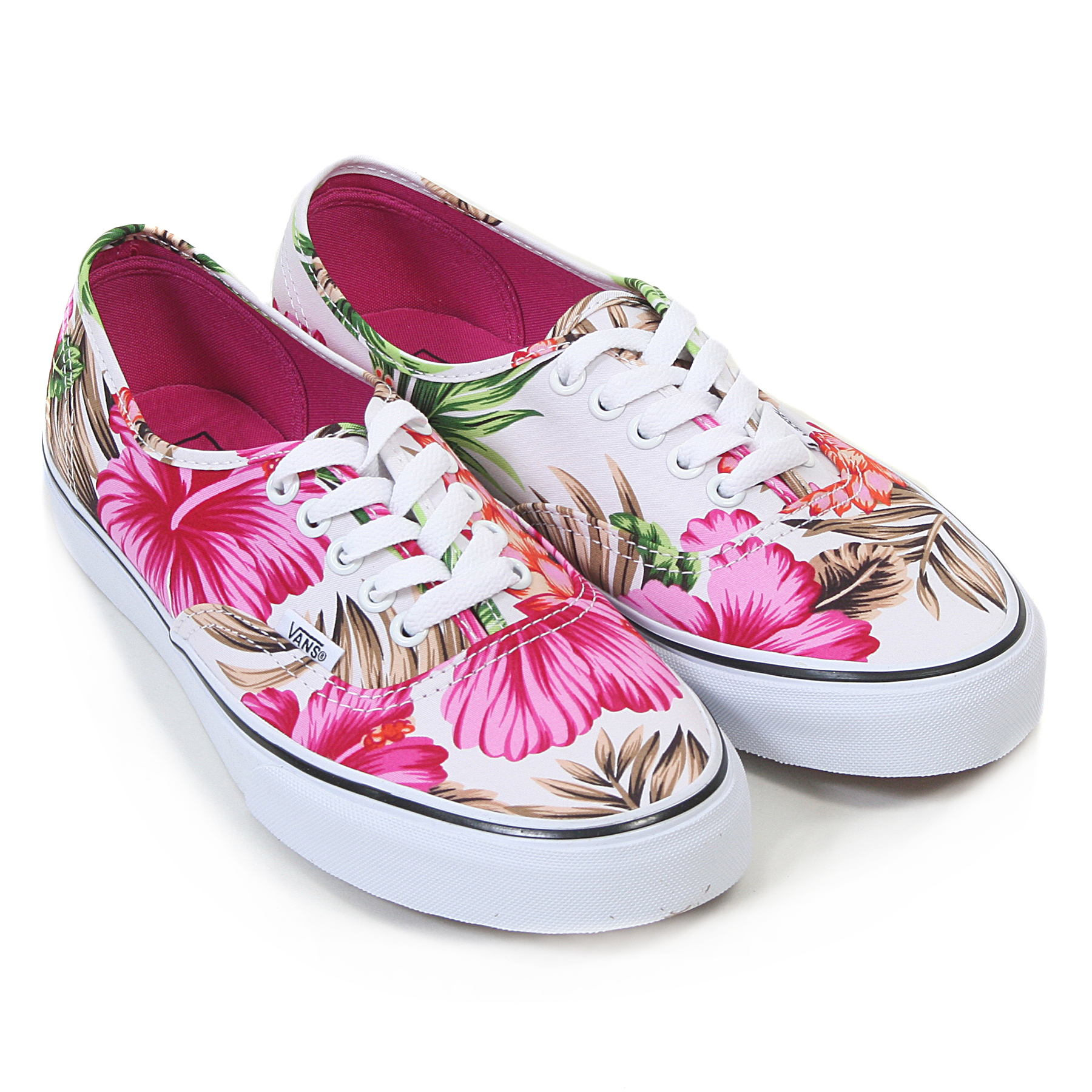 vans authentic hawaii floral
