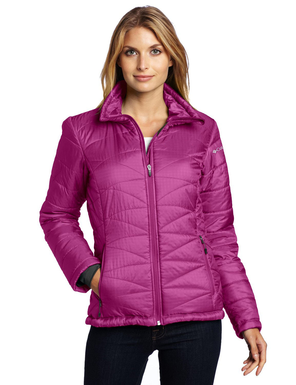 Columbia Women's Morning Light Insulated Omni-Heat Jacket