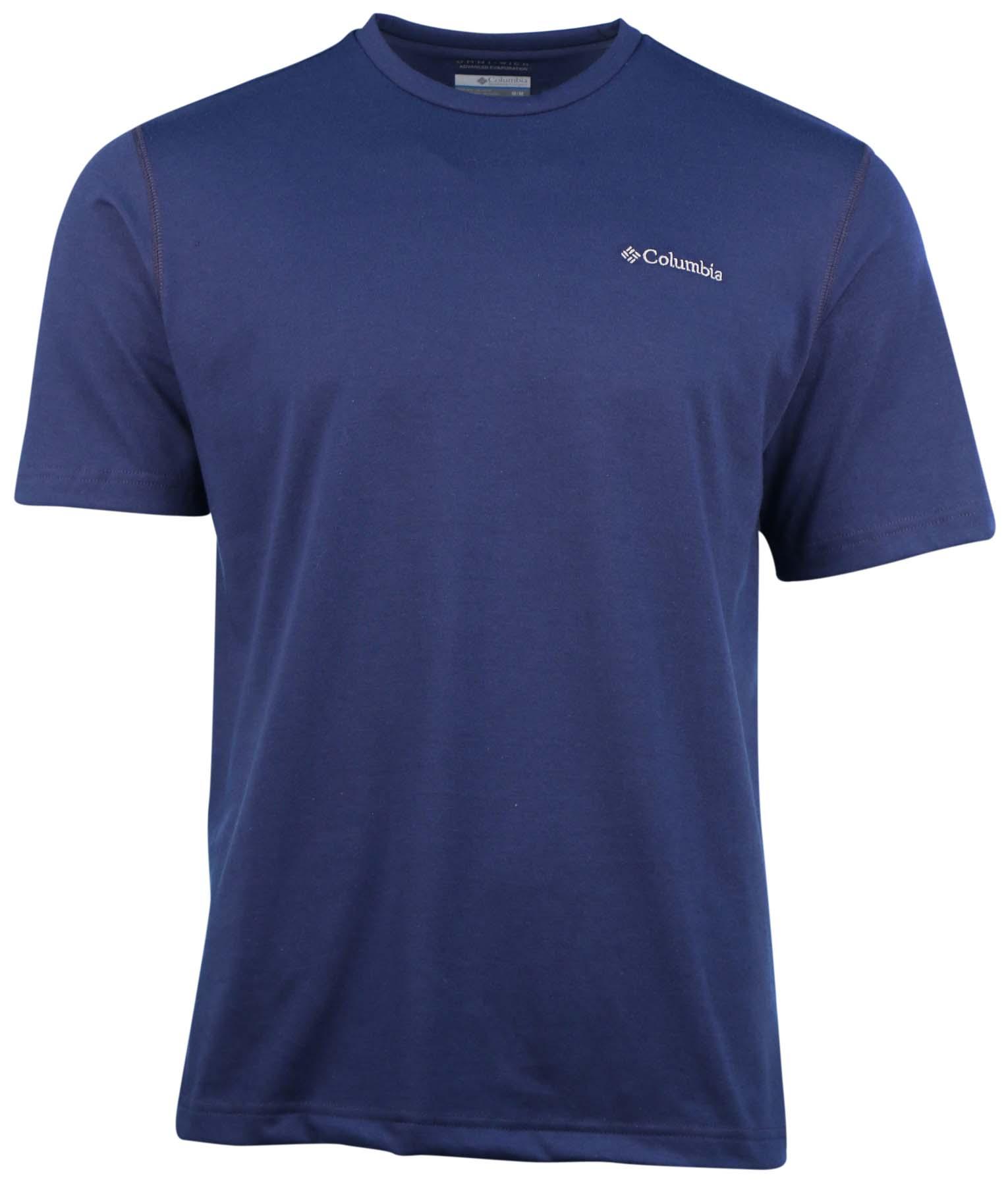 Columbia Men 39 S Sunstone Bridge Crew T Shirt Ebay