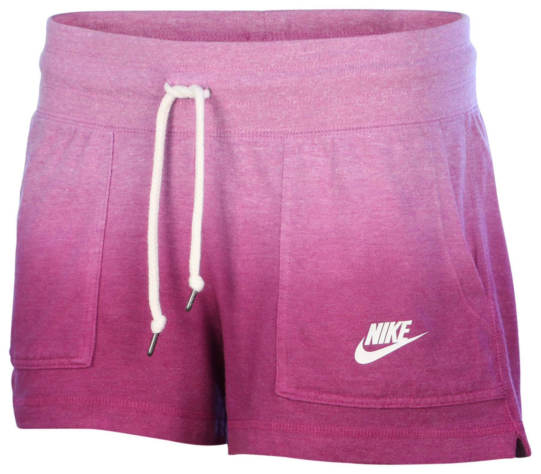 nike womens gym vintage sport casual shorts ebay