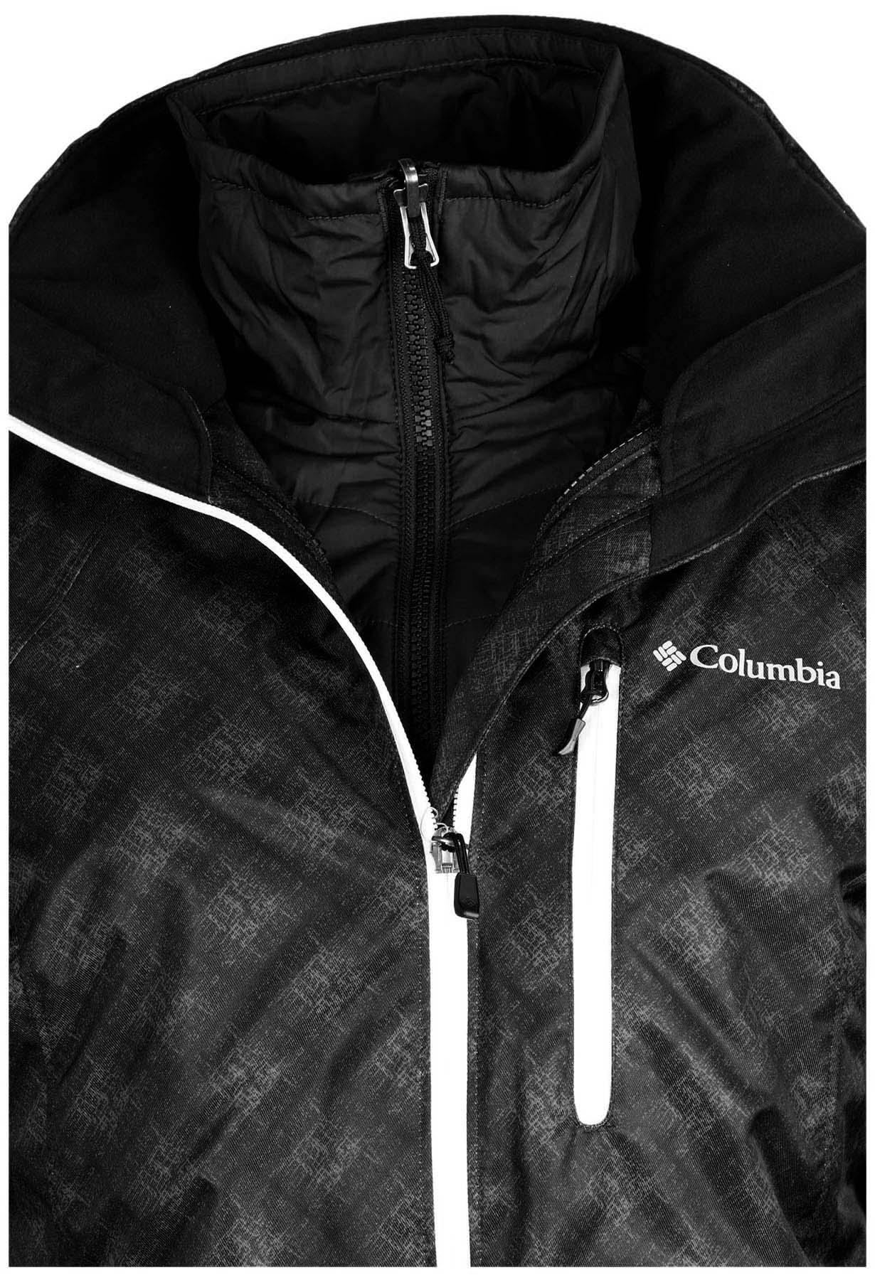 Columbia Women's Nordic Point II Interchange Jacket | eBay
