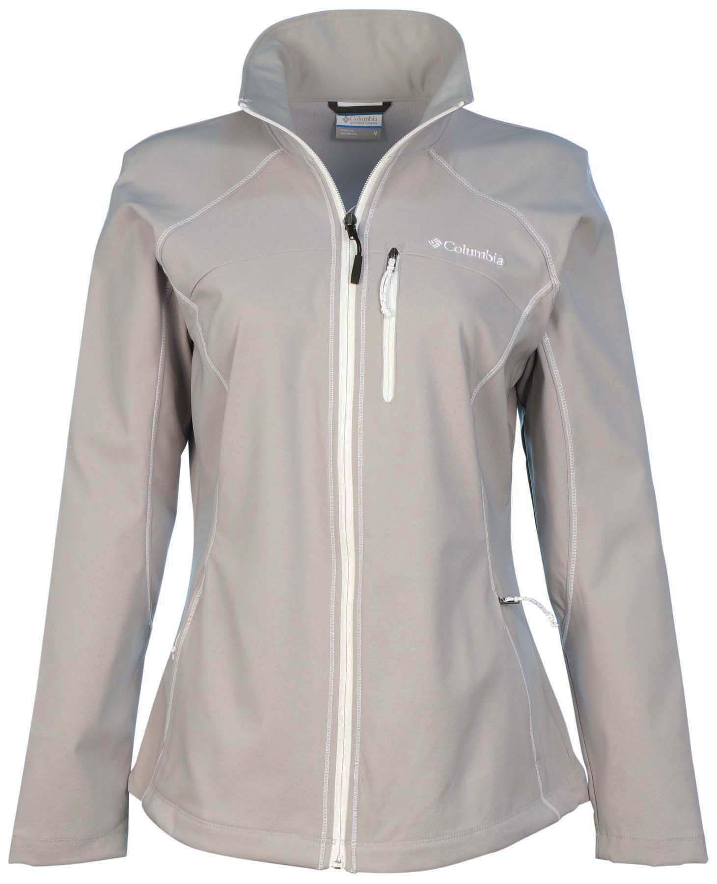 Columbia Women S Bonita Falls Softshell Jacket Ebay
