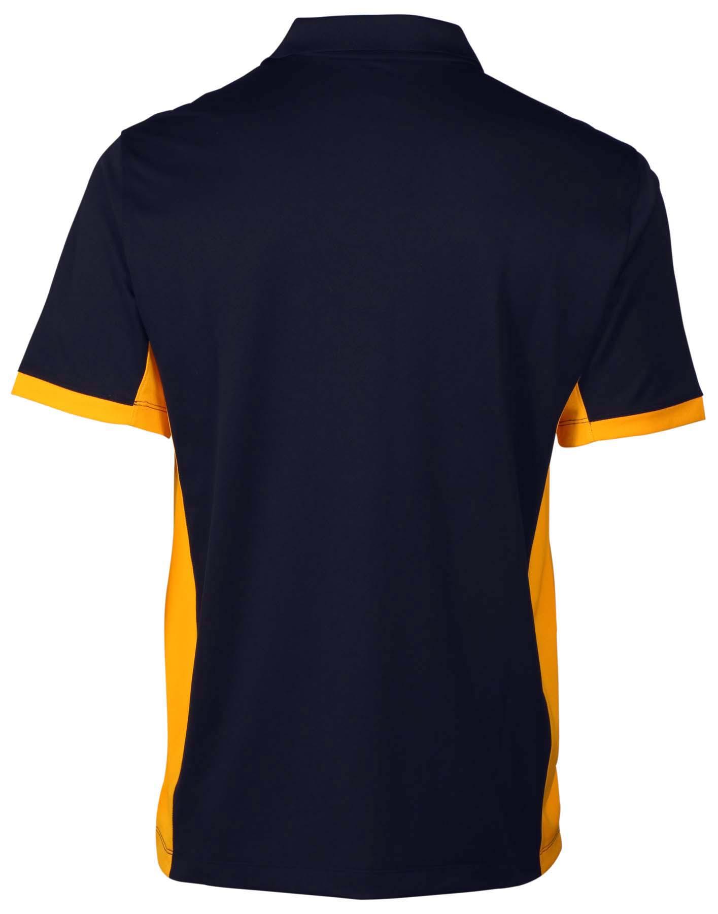 nike men 39 s dri fit performance sideline polo shirt ebay