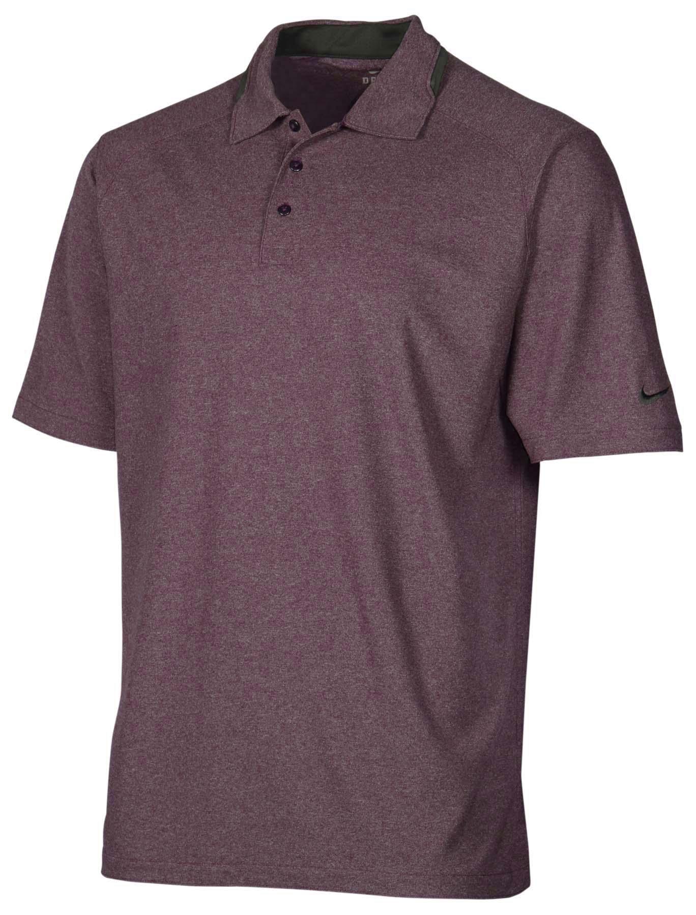 Nike men 39 s dri fit on field coaches football polo shirt ebay for Soccer coach polo shirt