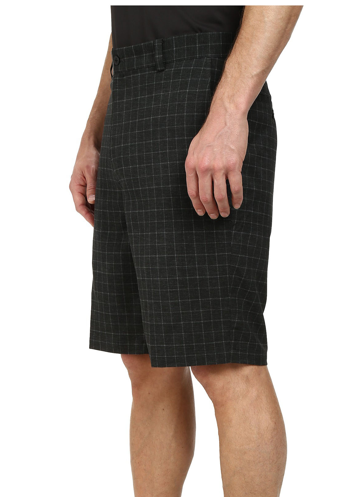 Nike Men's Dri-Fit Plaid Golf Shorts | eBay